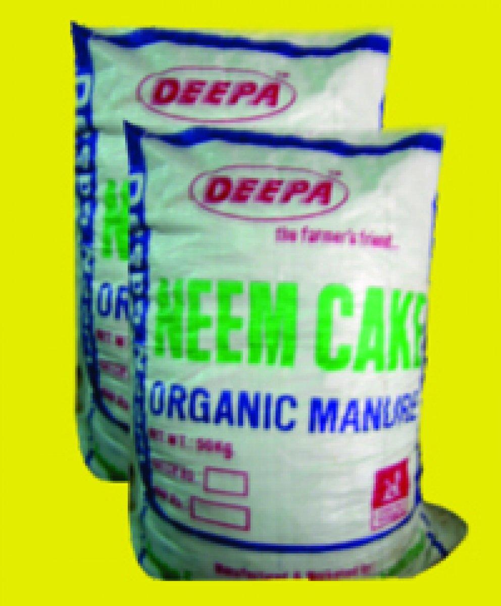 DEEPA - NEEM CAKE - (ORGANIC MANURE)